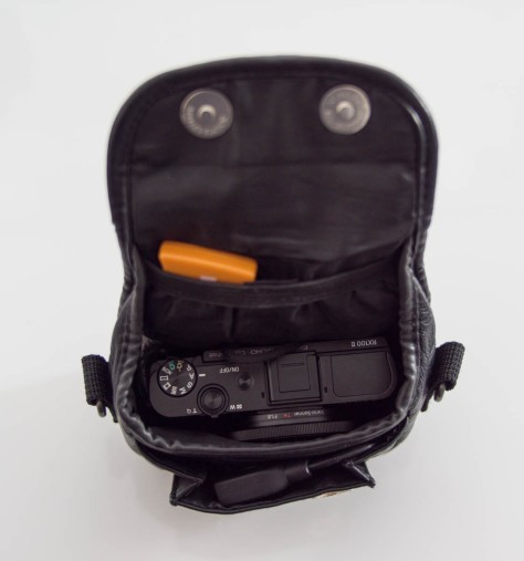 Old Canon G9 pouch